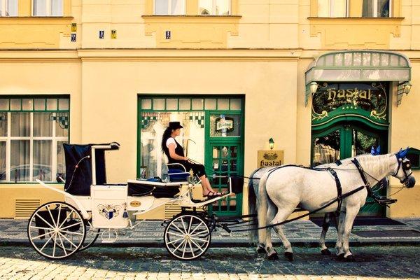 Hotel Hastal Prague Old Town - фото 20