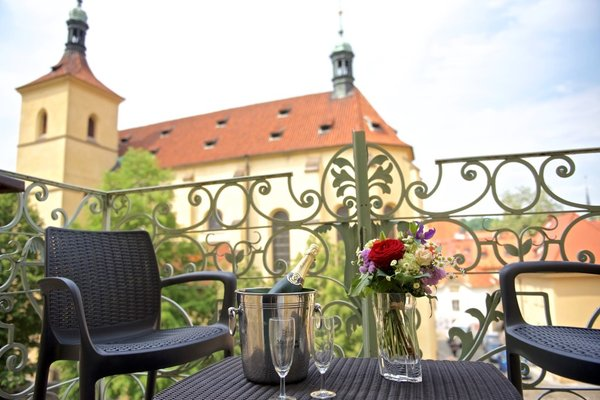Hotel Hastal Prague Old Town - фото 21