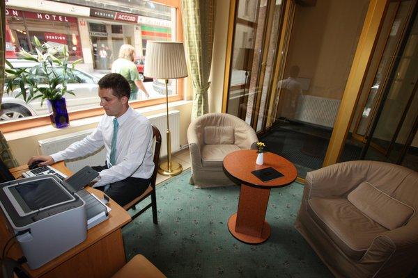 Central Hotel Prague - фото 7
