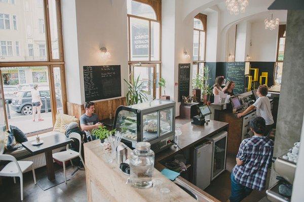 Czech Inn Hostel - фото 17