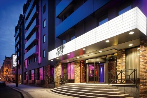Отель Pentahotel Prague - фото 20