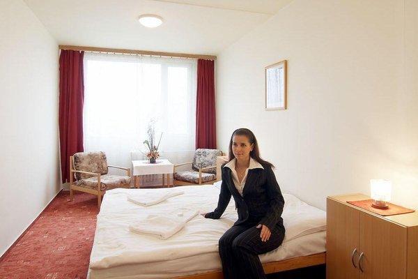 Top Hotel Prague - фото 2