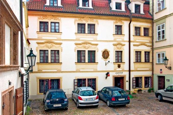 Отель Waldstein - фото 19