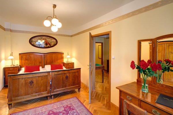 Отель Mucha - фото 2