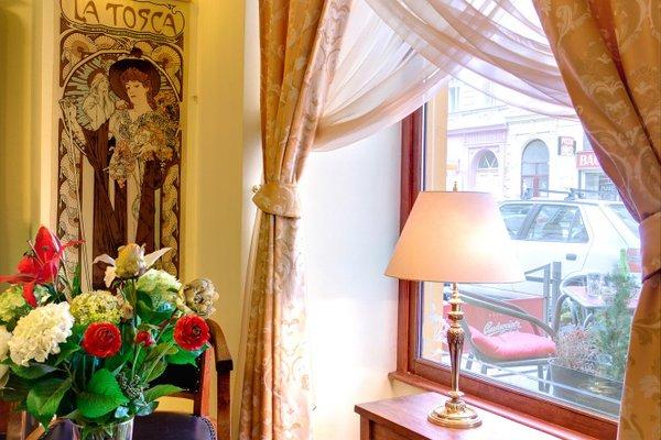 Отель Mucha - фото 20