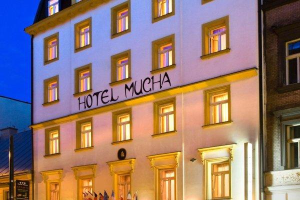 Отель Mucha - фото 23