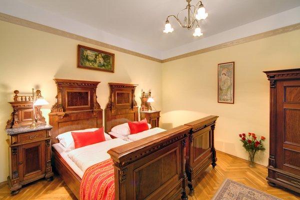 Отель Mucha - фото 3