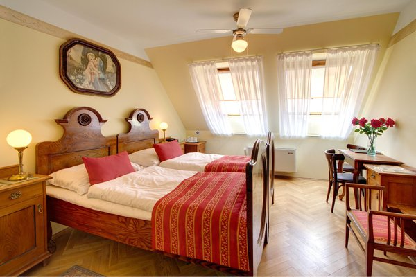 Отель Mucha - фото 5