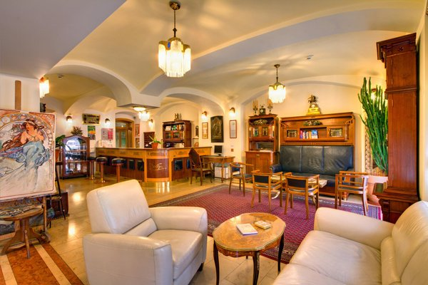 Отель Mucha - фото 8