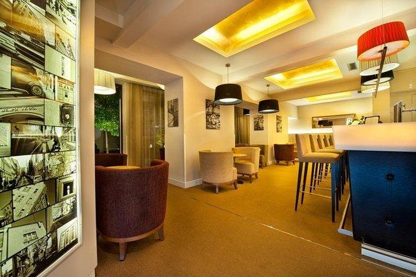 Three Crowns Hotel - фото 15