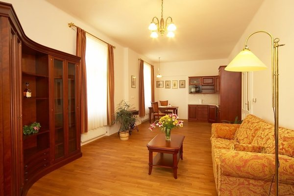 Apartments Vysehrad With Free Parking - фото 5