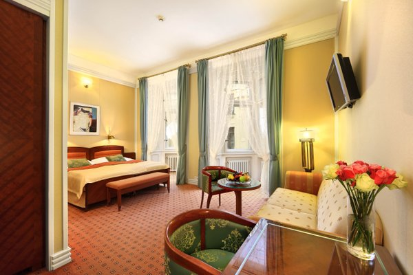 Hotel Paris - фото 43
