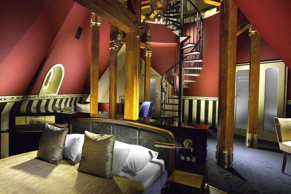 Hotel Paris - фото 17