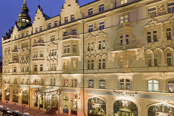 Hotel Paris - фото 19