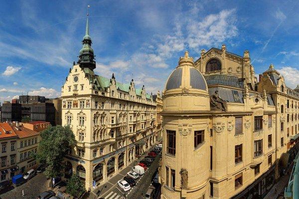 Hotel Paris - фото 23