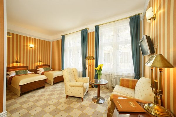 Hotel Paris - фото 4