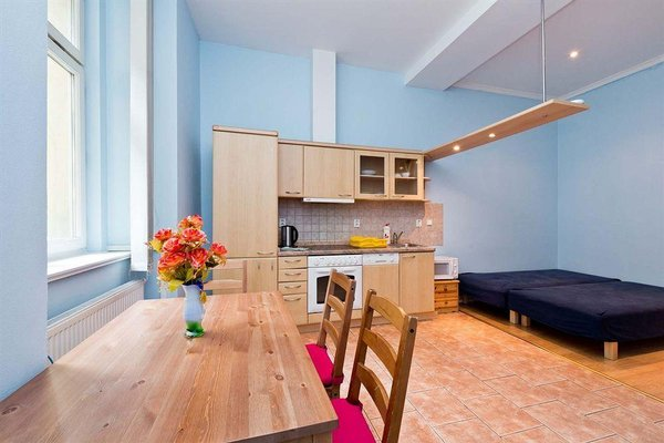 Aparthotel Krasova - фото 13