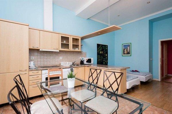 Aparthotel Krasova - фото 9