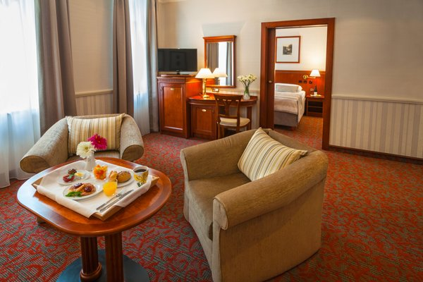 Adria Hotel Prague - фото 6