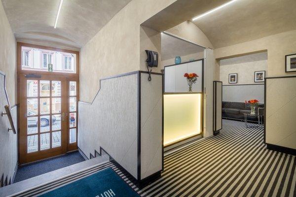 Отель Bily Lev - фото 14