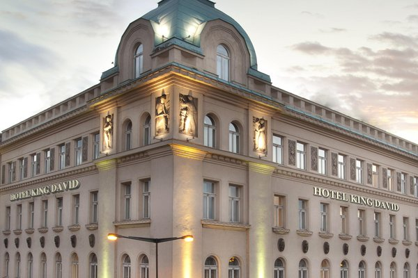 Hotel King David Prague - фото 23