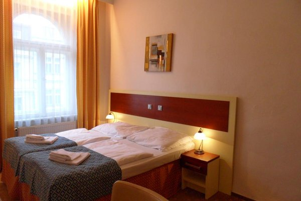 City Partner Hotel Atos - фото 6