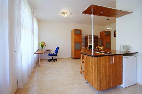 Andel Apartments Praha - фото 20