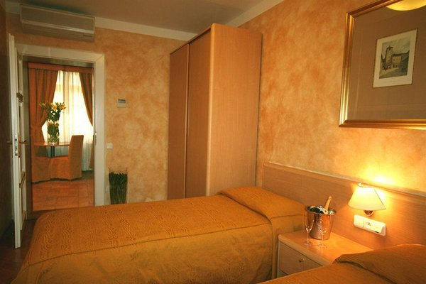 Отель Roma Prague - фото 4