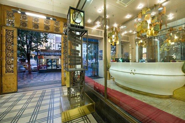 EA Hotel Rokoko - фото 17