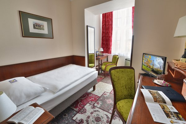 EA Hotel Jeleni Dvur Prague Castle - фото 3