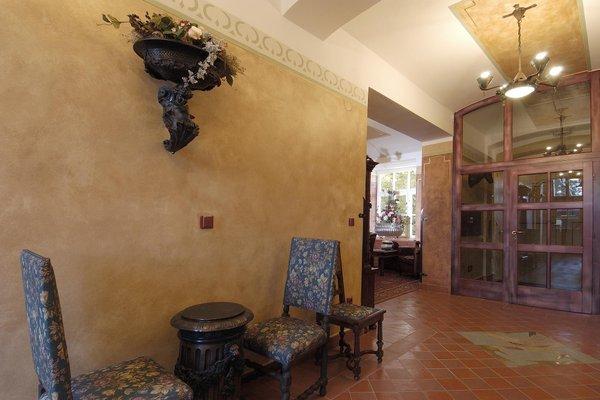 EA Hotel Jeleni Dvur Prague Castle - фото 4