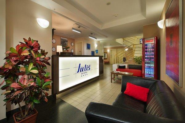 EA Hotel Julis - фото 15