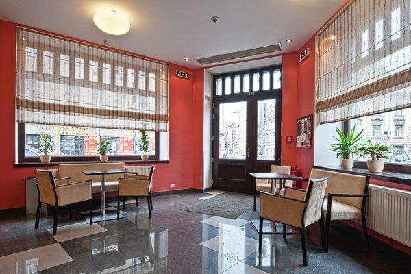 City Partner Hotel Victoria - фото 9
