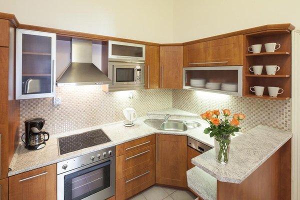 Capital Apartments - фото 14