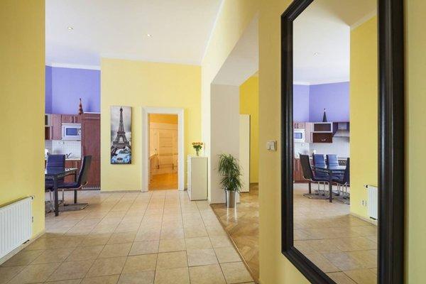 Capital Apartments - фото 17