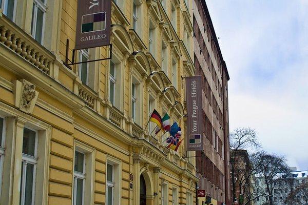 Отель Galileo Prague - фото 23