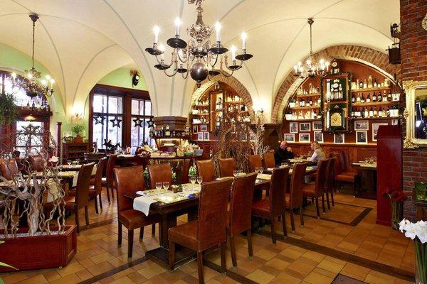Grand Hotel Praha - фото 11