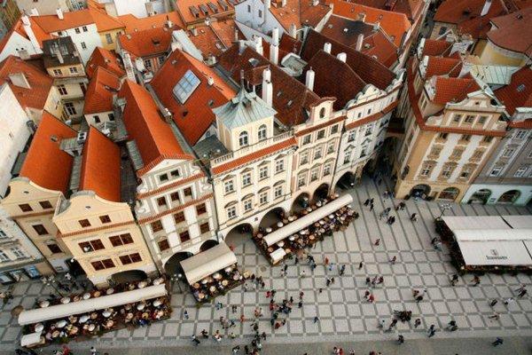 Grand Hotel Praha - фото 20
