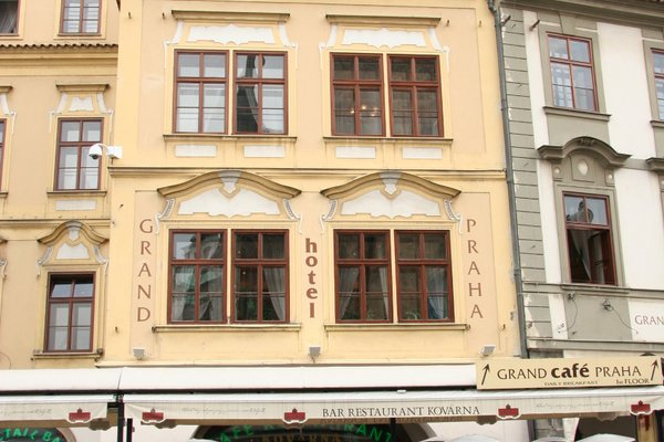 Grand Hotel Praha - фото 22