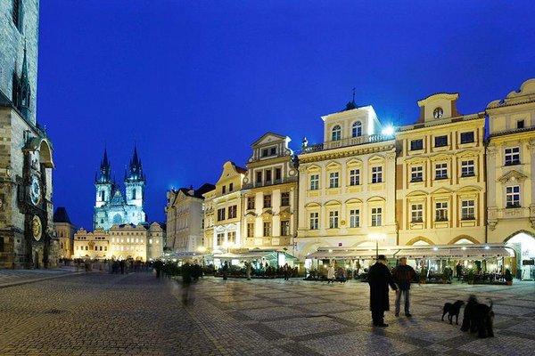 Grand Hotel Praha - фото 23