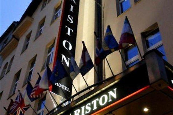 Ariston & Ariston Patio Hotel - фото 19