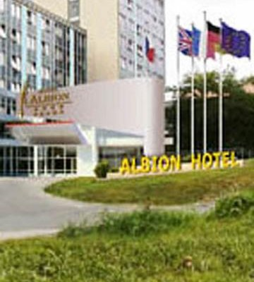 Albion Hotel Prague - фото 23