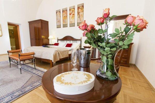 Отель Modra Ruze - фото 1