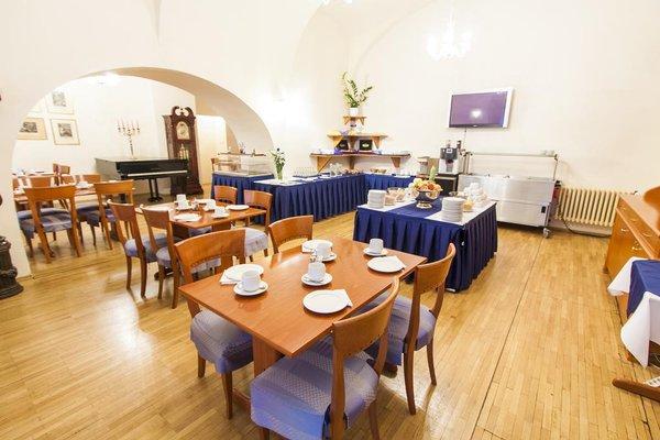 Отель Modra Ruze - фото 14