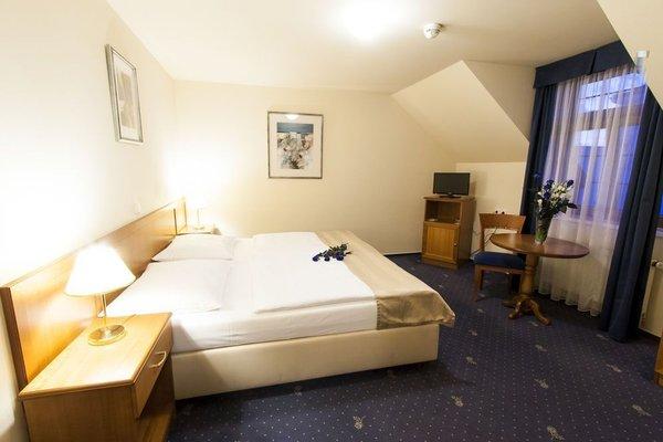 Отель Modra Ruze - фото 4