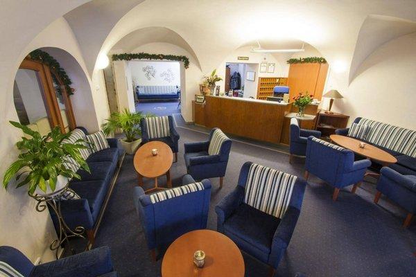 Отель Modra Ruze - фото 8