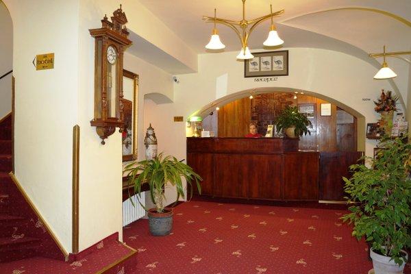 Hotel U 3 Pstrosu - фото 11