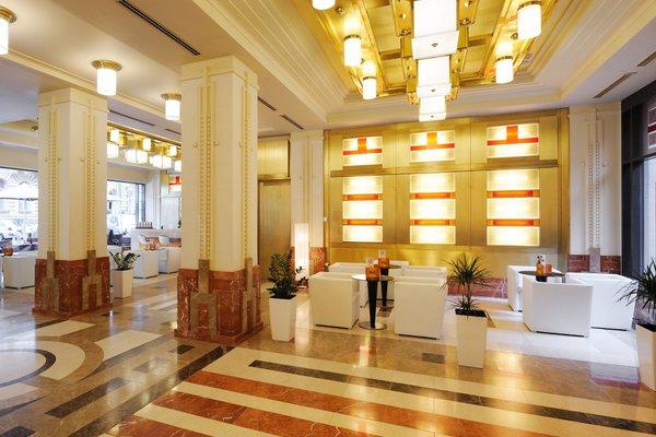 Hotel Majestic Plaza - фото 13