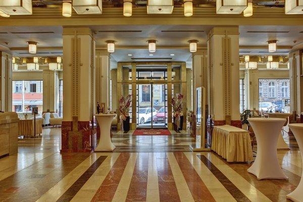Hotel Majestic Plaza - фото 16