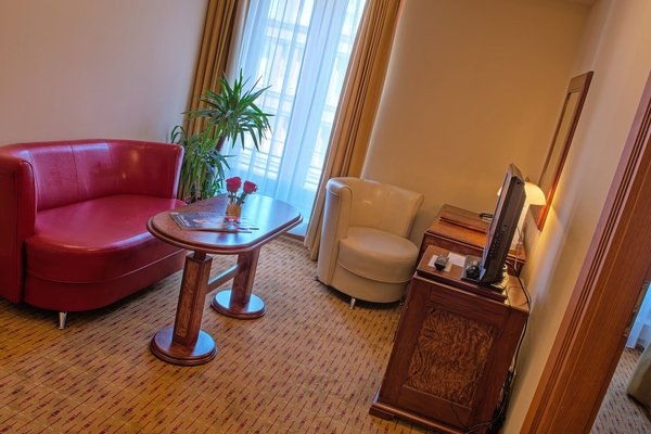 Hotel Majestic Plaza - фото 5